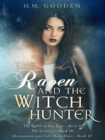 The Raven and the Witch Hunter Omnibus