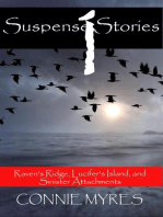 Suspense Stories #1