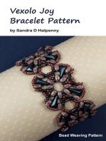 Vexolo Joy Bracelet Pattern