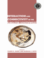 Interaction and Connectivity in the Greater Southwest