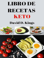 Libro De Recetas Keto