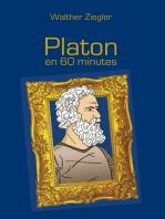 Platon en 60 minutes