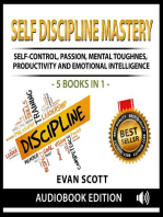 Self Discipline Mastery