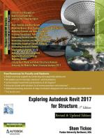 Exploring Autodesk Revit 2017 for Structure , 7th Edition