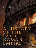 A History of the Later Roman Empire (Vol. 1&2)