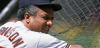 Frank Robinson, Hall Of Famer And First African-American To Manage A Big League Team, Dies At 83