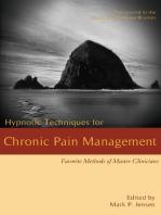 Hypnotic Techniques for Chronic Pain Management