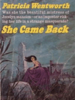 She Came Back