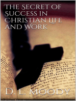 The Secret of Success in Christian Life and Work