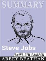 Summary of Steve Jobs by Walter Isaacson