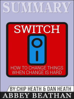 Summary of Switch