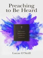 Preaching to Be Heard