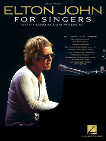 Elton John for Singers: with Piano Accompaniment