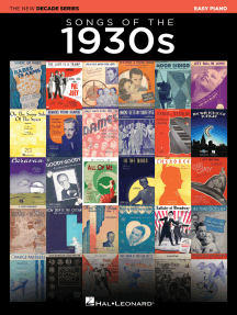 Songs of the 1930s: The New Decade Series