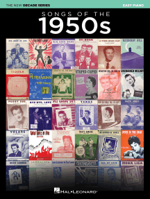 Songs of the 1950s: The New Decade Series