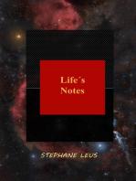 Life ́s Notes