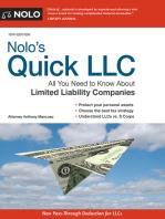 Nolo's Quick LLC