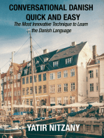 Conversational Danish Quick and Easy