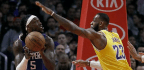 Lakers Now Put Focus On Playoff Push