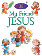 My Friend Jesus