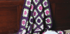 Springtime Crochet Rug