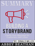 Summary of Building a StoryBrand