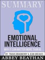 Summary of Emotional Intelligence