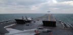 China's First Aircraft Carrier May Become Test Bed For Top Flight Electromagnetic Warplane Launcher