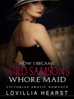 How I Became Lord Samson's Whore Maid