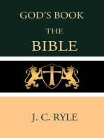 God's Book the Bible