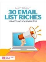 30 Email List Riches