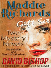 Maddie Richards Gift Set: Two Mystery Novels