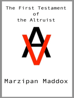 The First Testament of the Altruist