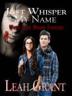 Just Whisper My Name (When Love Means Forever)