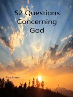 52 Questions Concerning God