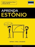 Aprenda Estónio