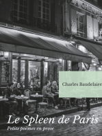 Le Spleen de Paris (Petits poèmes en prose)