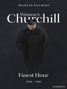 Winston S. Churchill: Finest Hour, 1939–1941
