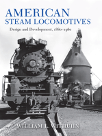 American Steam Locomotives: Design and Development, 1880–1960