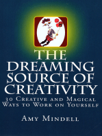 The Dreaming Source of Creativity