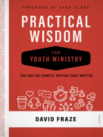 Practical Wisdom for Youth Ministry