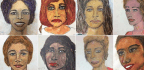 Confessed Serial Killer Draws Portraits Of His Victims; FBI Asks For Help Naming Them