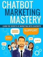 Chatbot Marketing Mastery