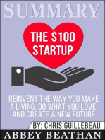 Summary of The $100 Startup