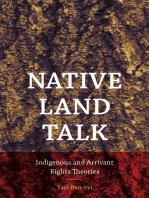 Native Land Talk