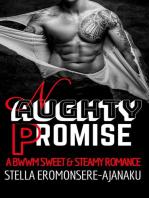 Naughty Promise ~ A BWWM Sweet & Steamy Romance