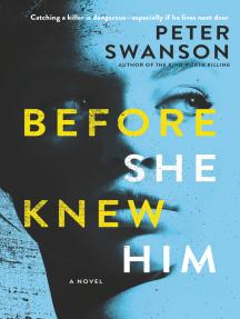Before She Knew Him: A Novel