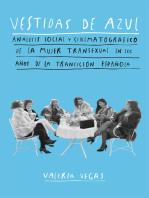 Vestidas de azul: Análisis social y cinematográfico de la mujer transexual en los años de la Transición española