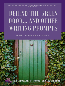 Behind the Green Door… And Other Writing Prompts: Non-Fiction @ Ronel the Mythmaker, #2