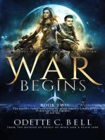 War Begins Book Two